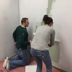 Met Life Provides Painters