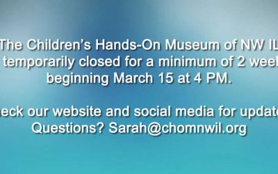 Children's Museum Temporarily Closed